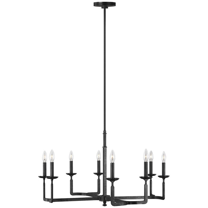 Feiss Ansley 8-Light Chandelier