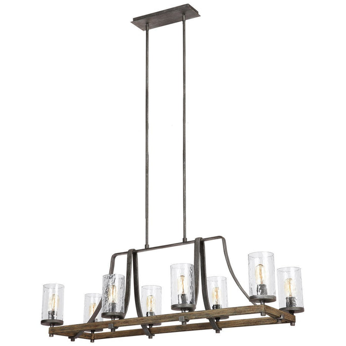 Feiss Angelo 8 Lights Island Chandelier