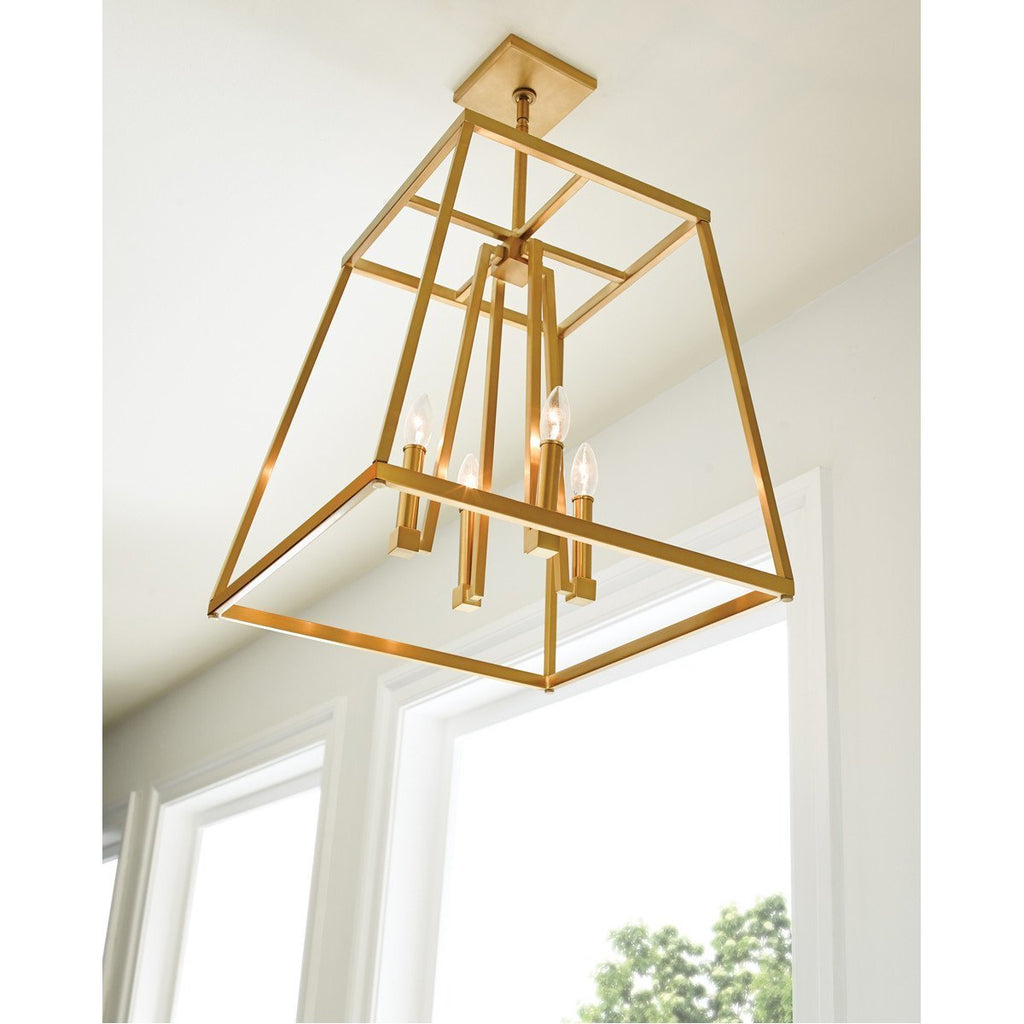 Feiss Conant 4 Lights Pendant