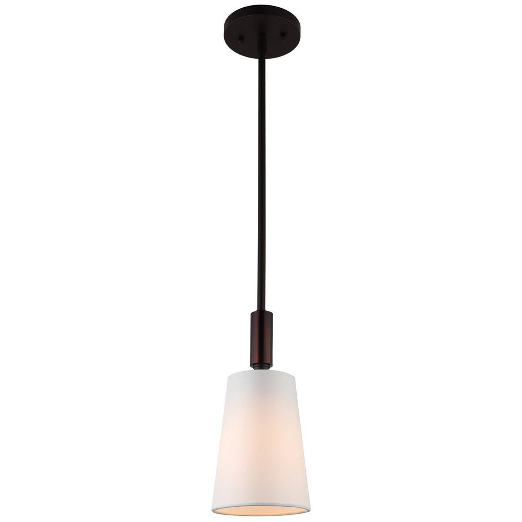 Feiss Lismore 1 Light Mini Pendant
