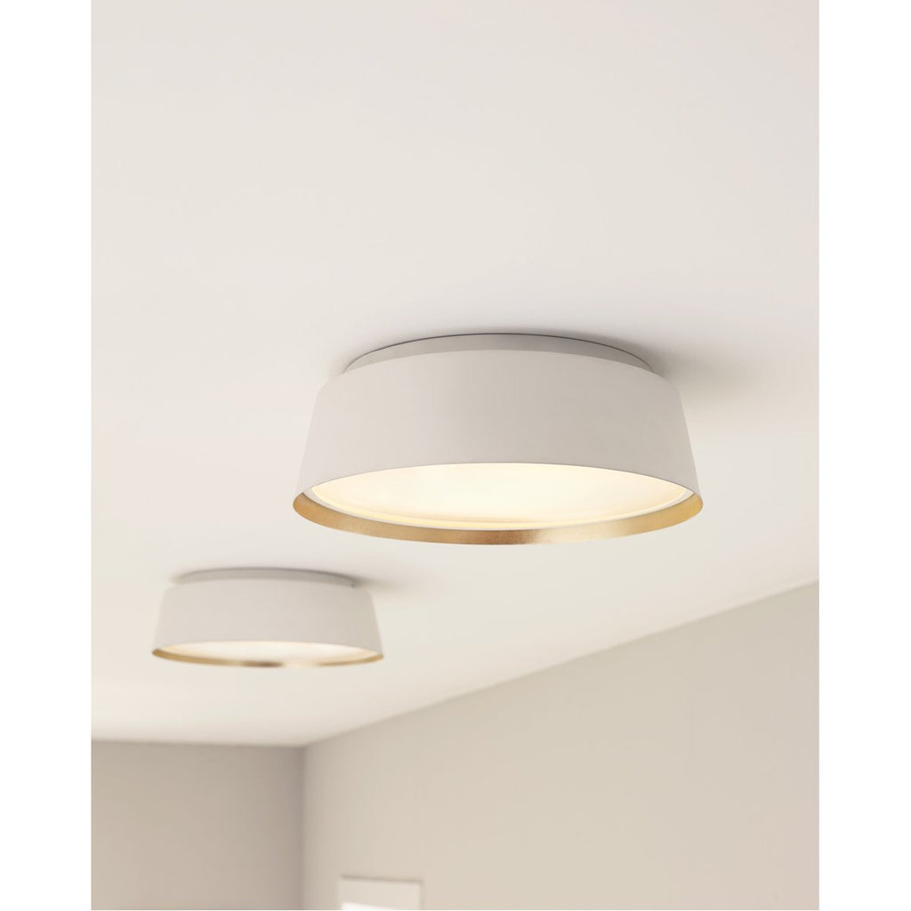 Feiss Asher 3-Light Flush Mount