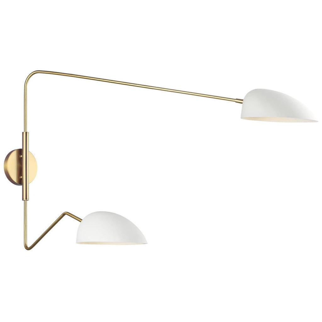 Feiss Jane 2-Light Wall Sconce