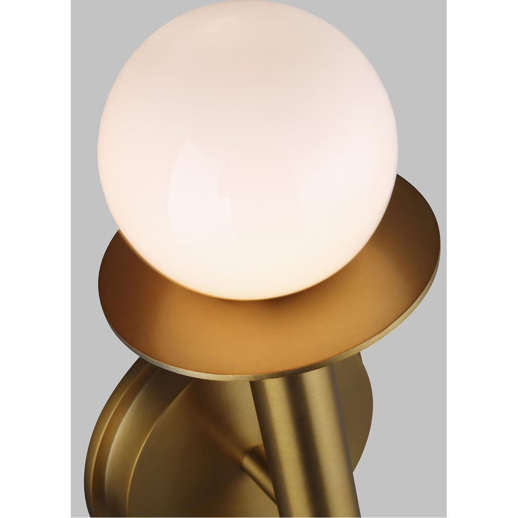 Feiss Nodes 1-Light Wall Sconce