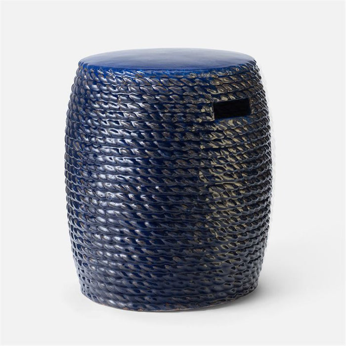 Made Goods Adrian Stoneware Outdoor Stool