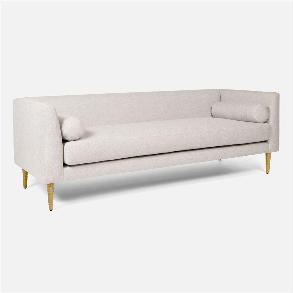 Made Goods Bay Sofa in Nile Fabric