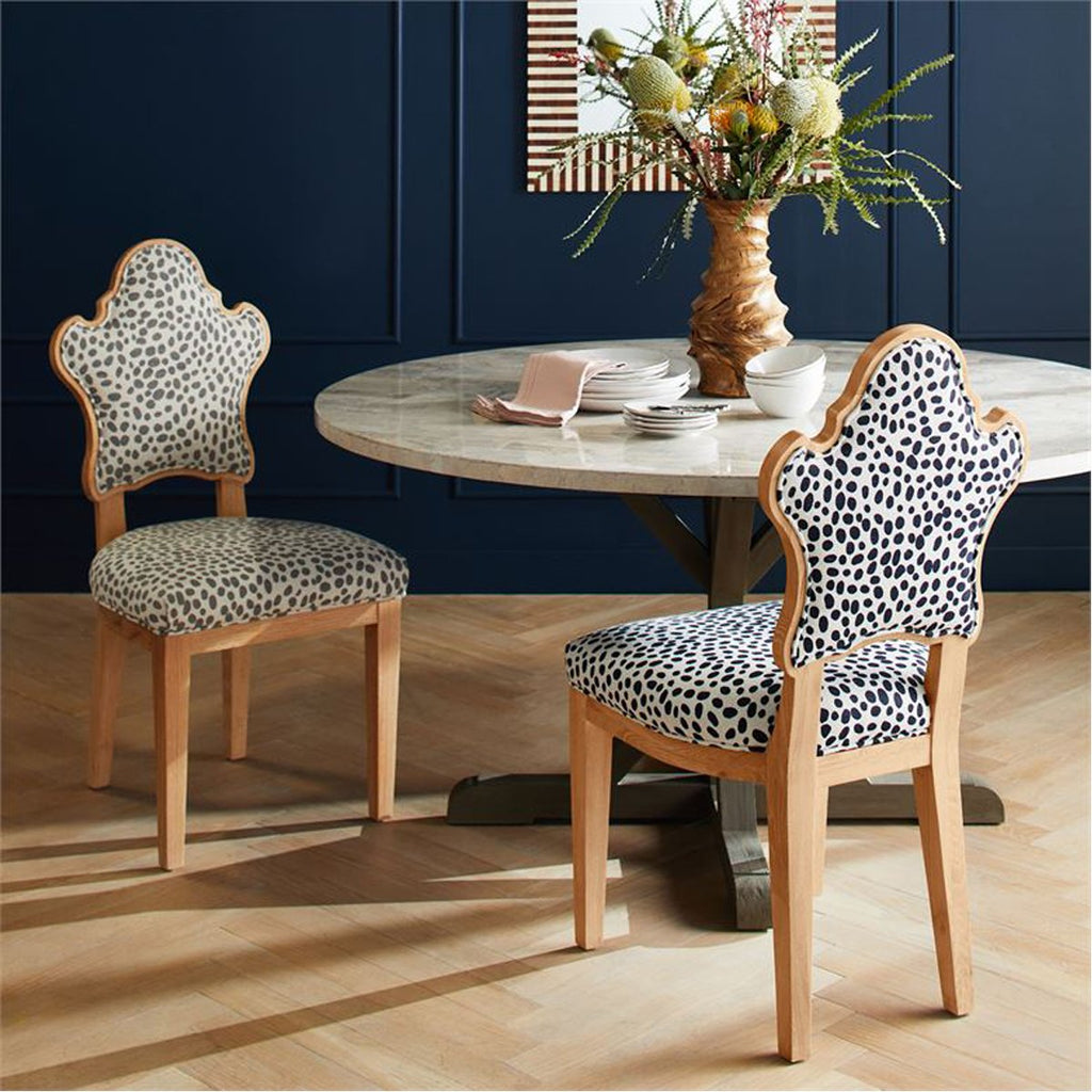 Made Goods Madisen Dining Chair in Weser High-Performance Fabric