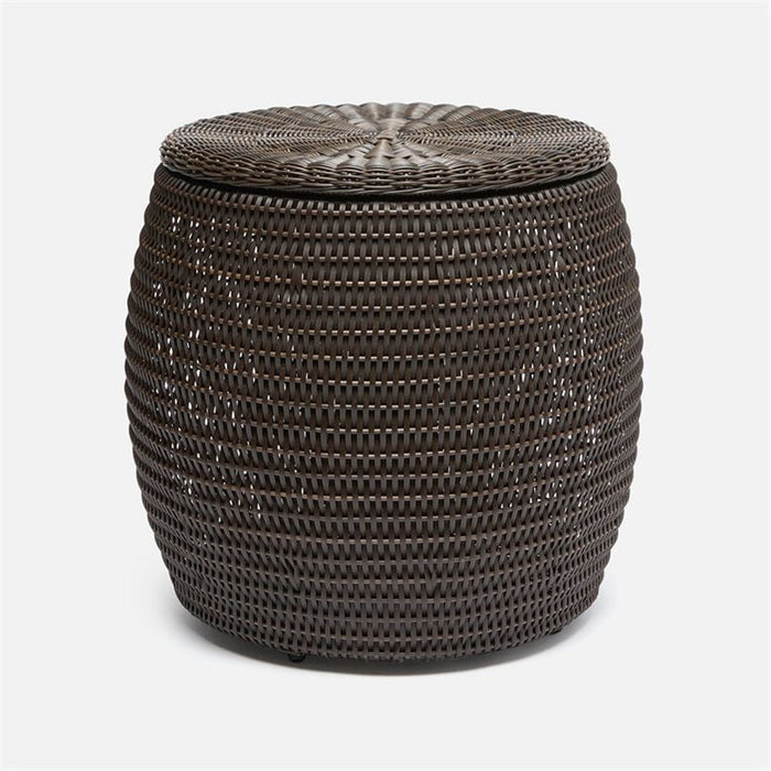Made Goods Nalo Outdoor Woven Side Table