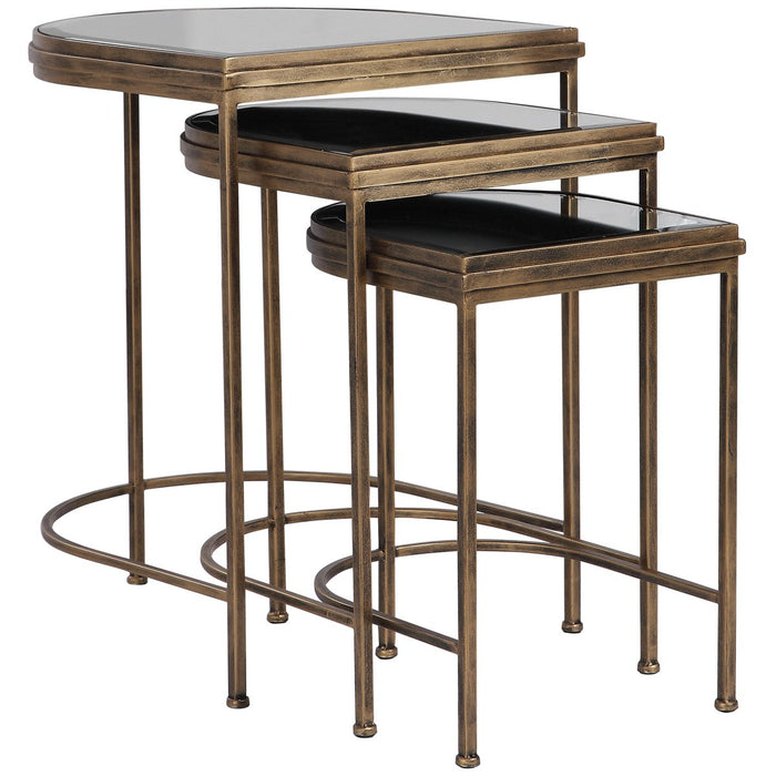 Uttermost India Nesting Tables - Set of 3