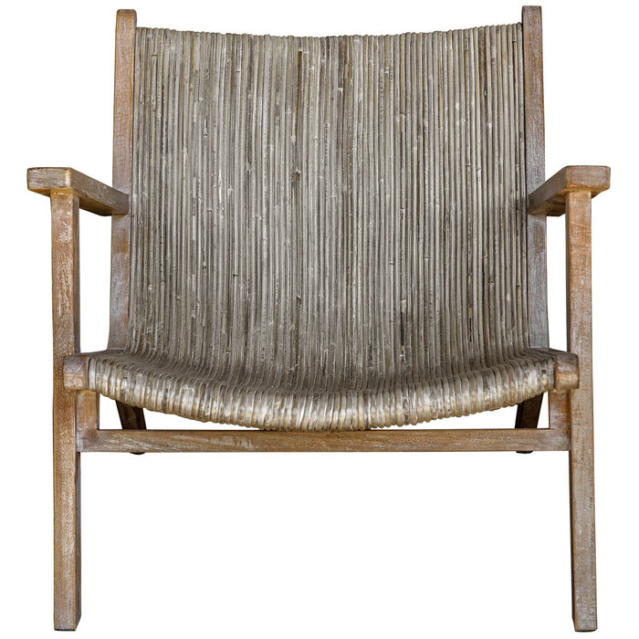 Uttermost Aegea Rattan Accent Chair