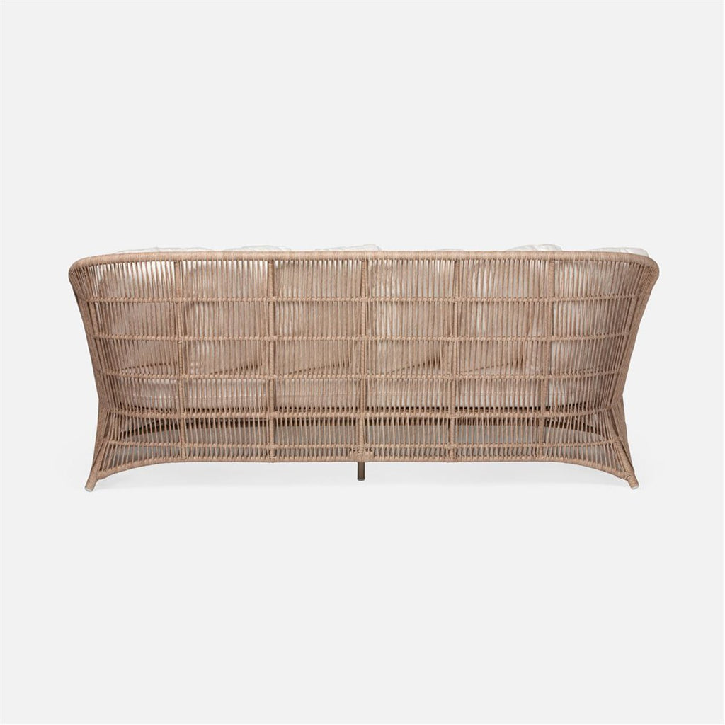 Made Goods Soma Sofa in Weser High-Performance Fabric