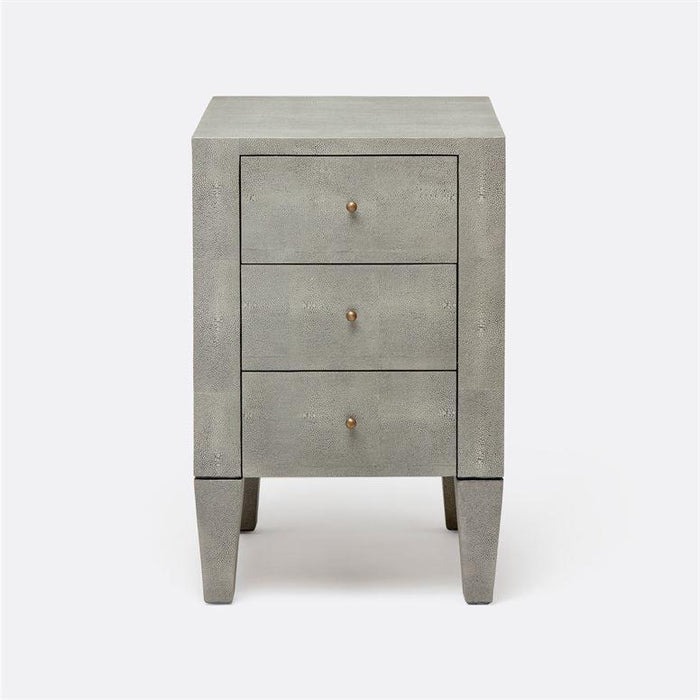 Made Goods Sorin 3-Drawer Single Nightstand