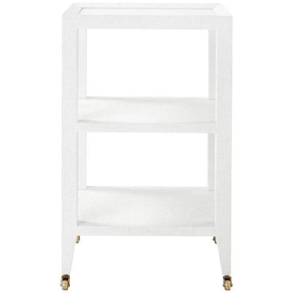 Bungalow 5 Isadora Side Table - White