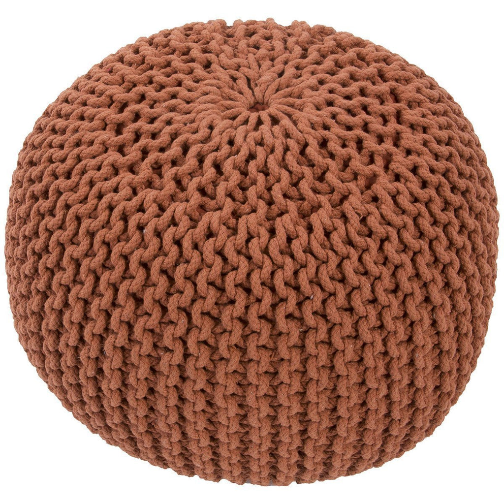 Jaipur Spectrum Handmade Cotton Pouf