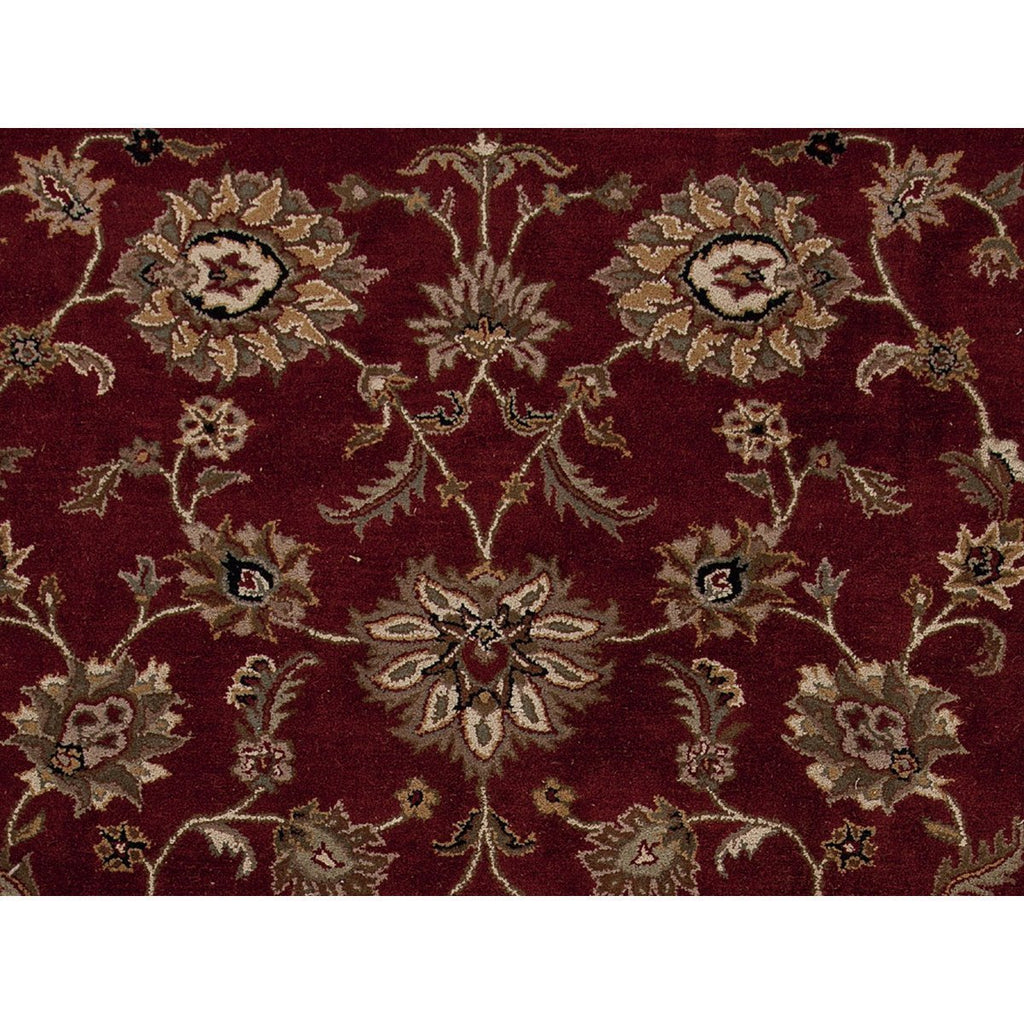 Jaipur Mythos Anthea Red/Ebony MY08 Area Rug