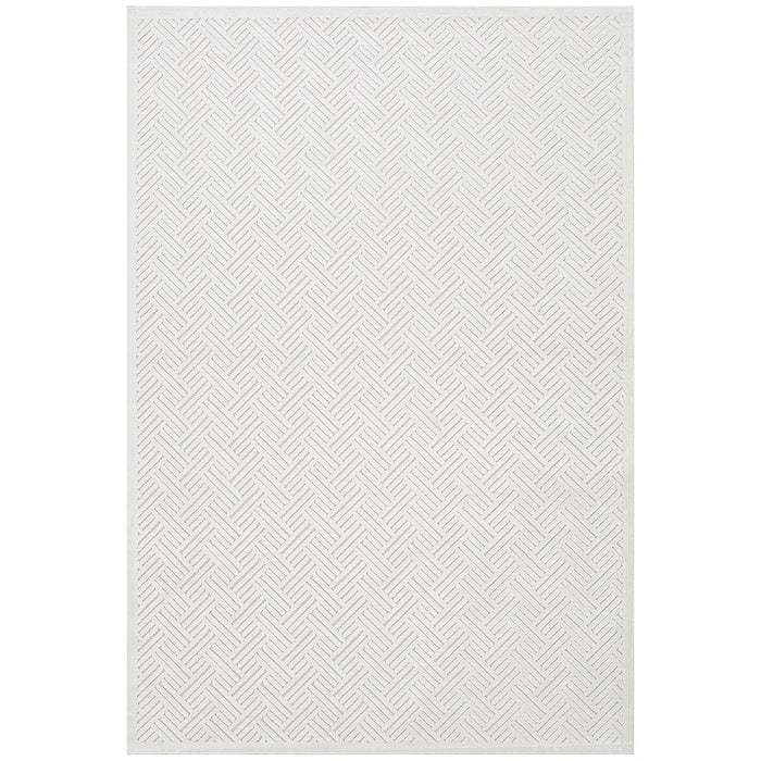 Jaipur Fables Thatch White FB44 Area Rug