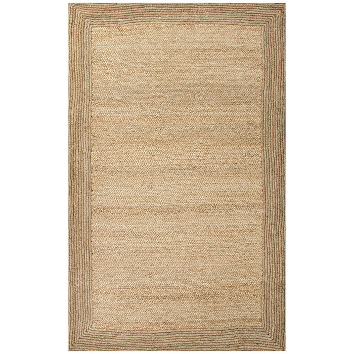 Jaipur Naturals Tobago Aboo Natural Silver NAT03 Area Rug