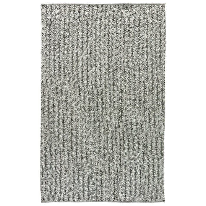 Jaipur Gray Neutral Polypropylene Viscose Polyester NIP01 Rug