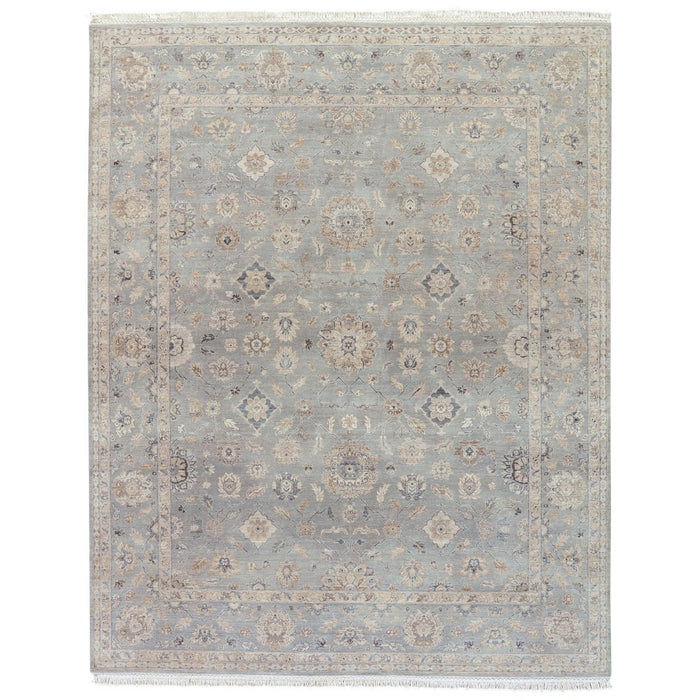 Jaipur Biscayne Riverton Medallion BS18 Gray/Tan Area Rug