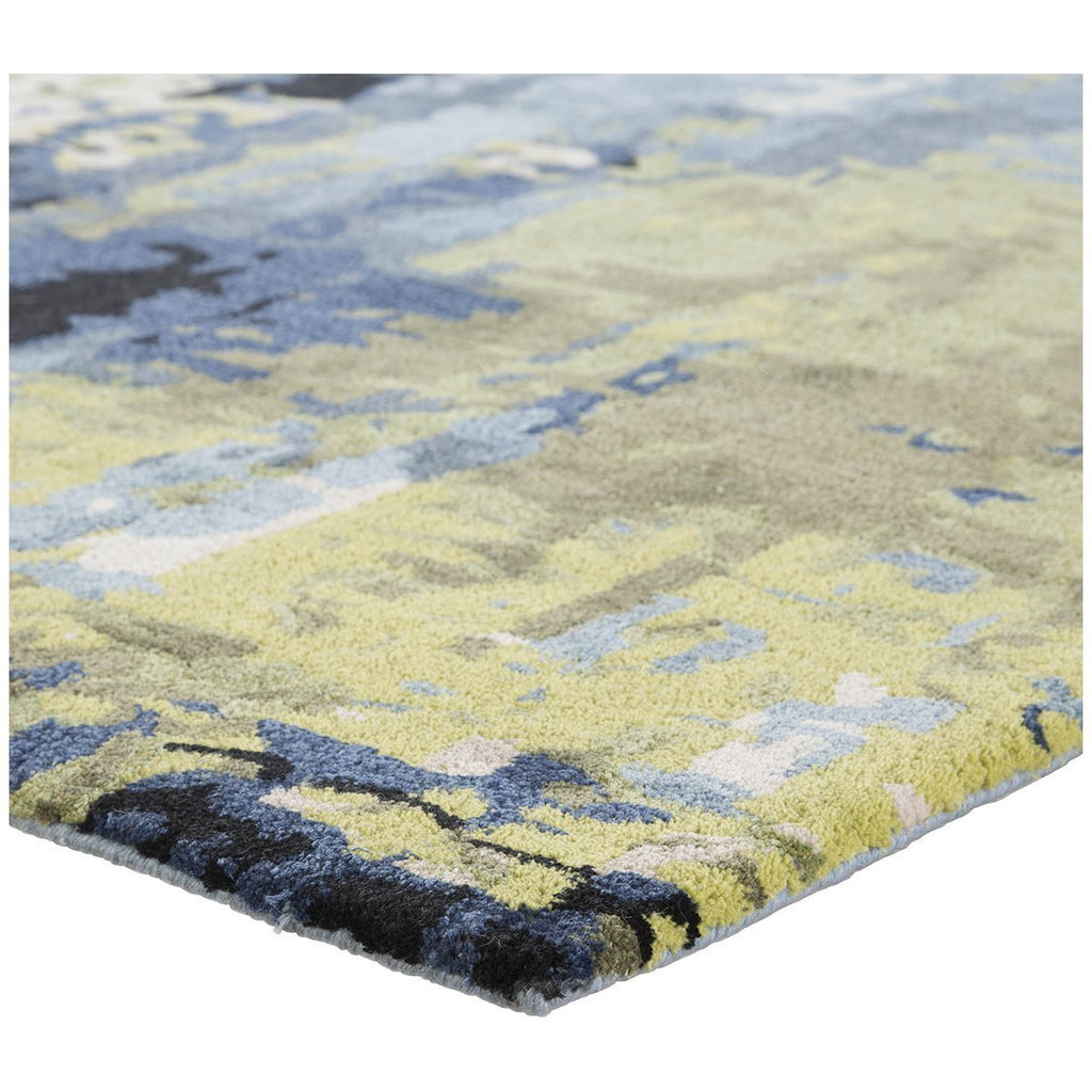 Jaipur Genesis Matcha Abstract Area Rug