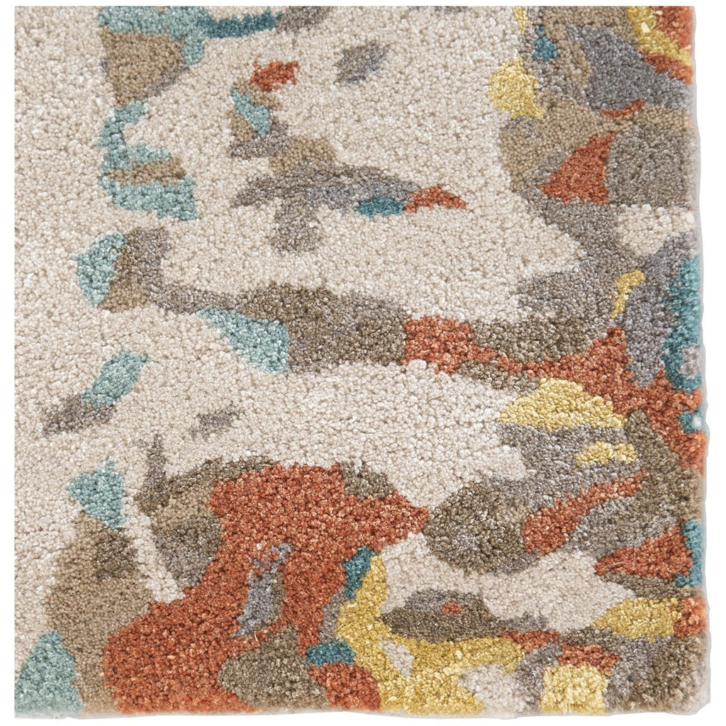 Jaipur Genesis Matcha Abstract GES08 Multicolor Area Rug