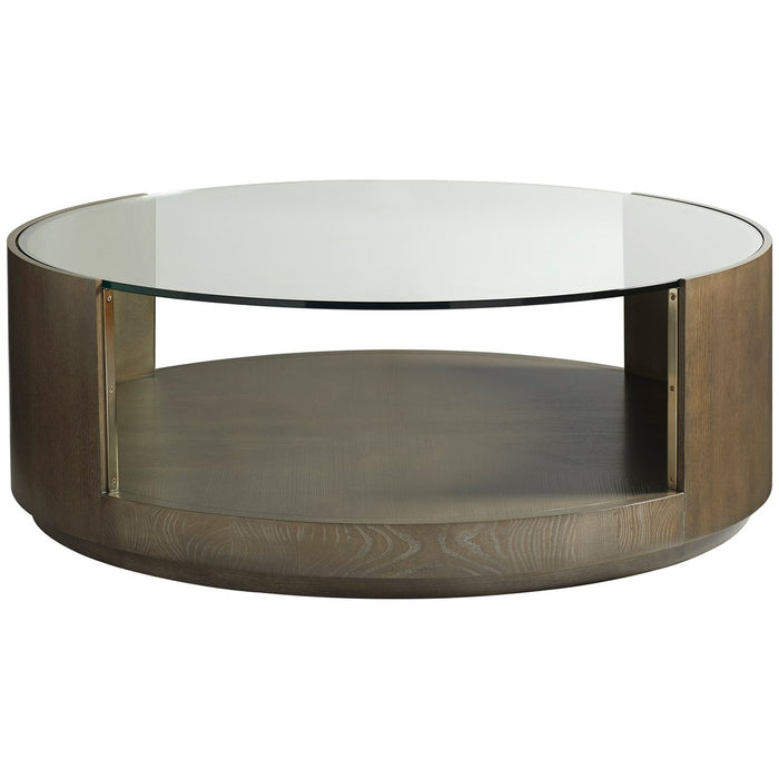 Vanguard Furniture Axis Round Cocktail Table
