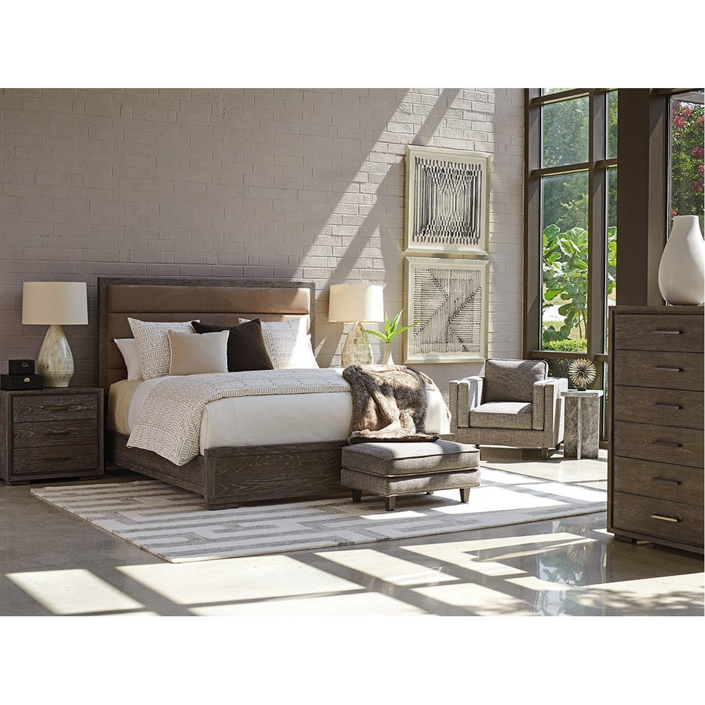 Lexington Santana Gramercy Upholstered Bed