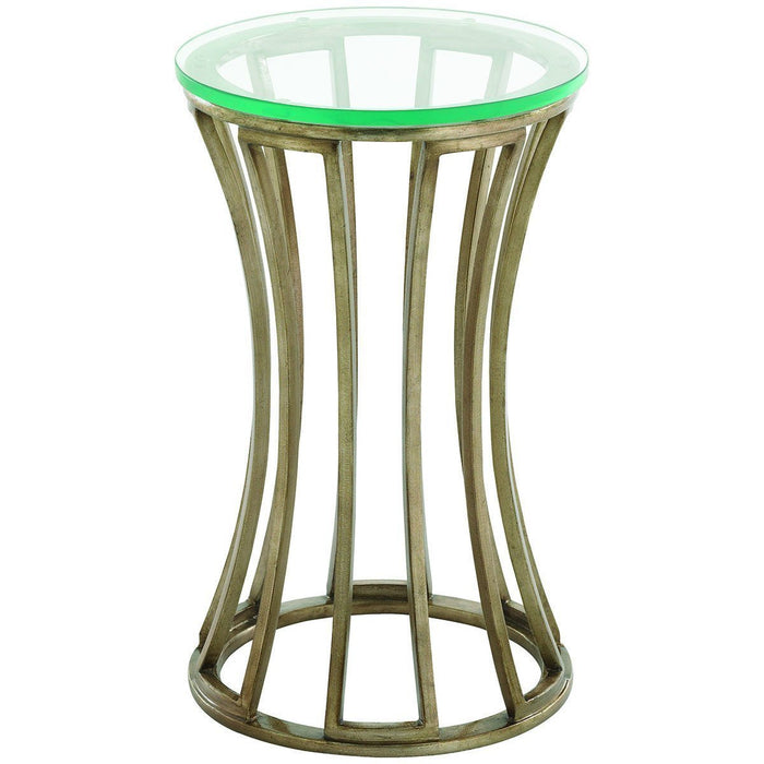 Lexington Tower Place Stratford Round Accent Table