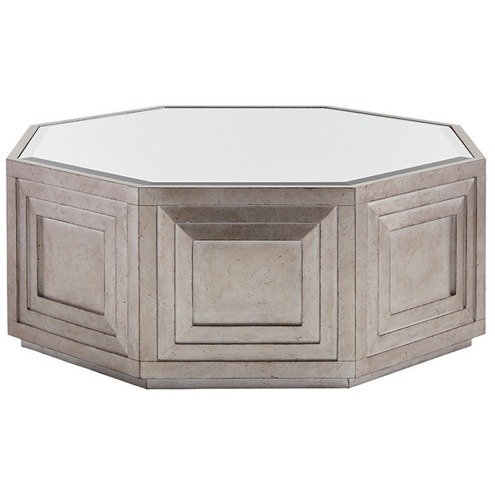 Lexington Ariana Rochelle Octagonal Cocktail Table