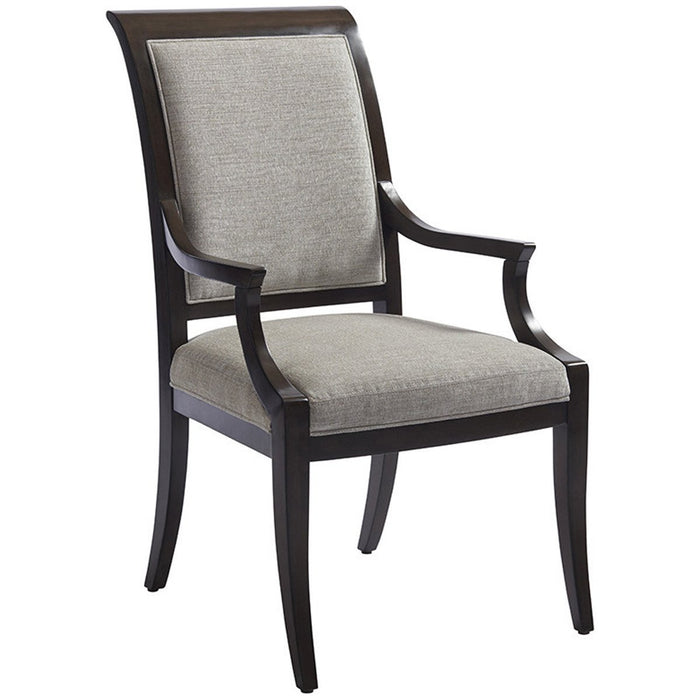 Lexington Barclay Butera Brentwood Kathryn Upholstered Arm Chair