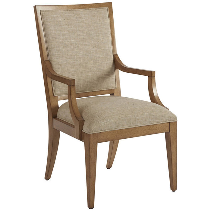 Lexington Barclay Butera Newport Eastbluff Upholstered Arm Chair