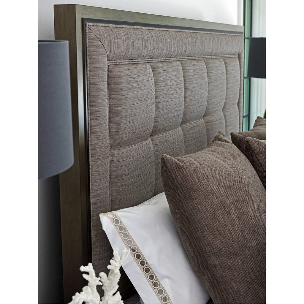 Lexington Ariana St. Tropez Upholstered Panel Bed
