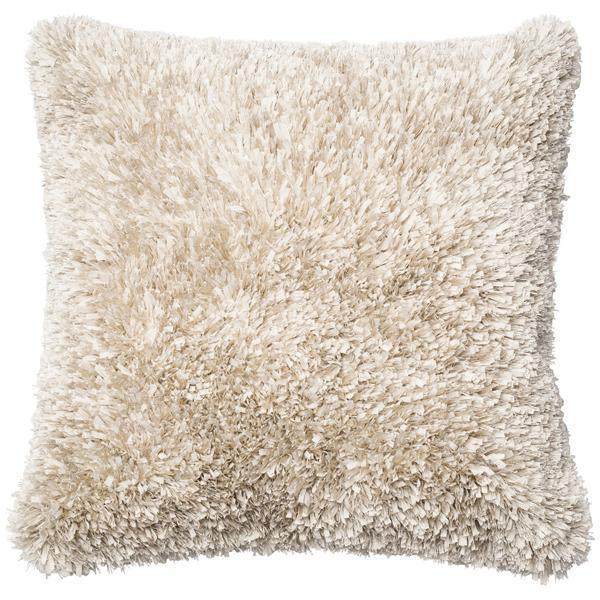 "Loloi P0045 Ribbon Shag 22"" x 22"" Pillows Set of 2"
