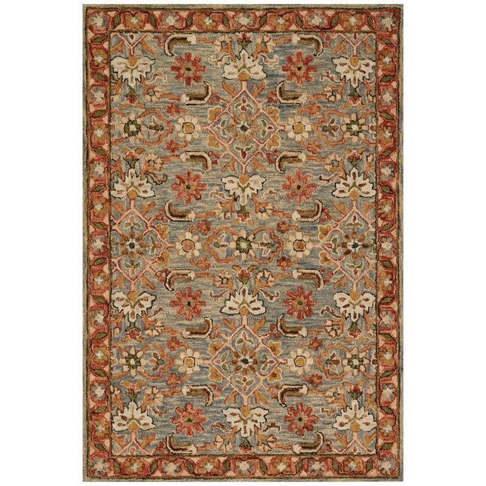 Loloi Victoria VK-10 Hooked Rug