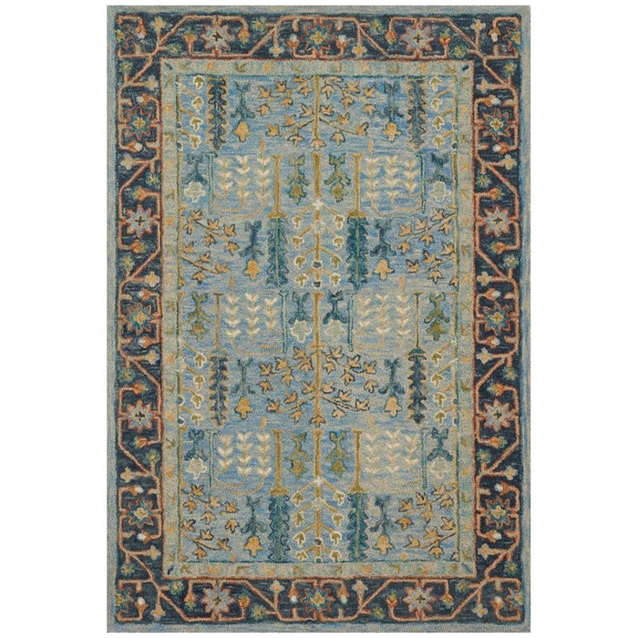Loloi Victoria VK-12 Hooked Rug