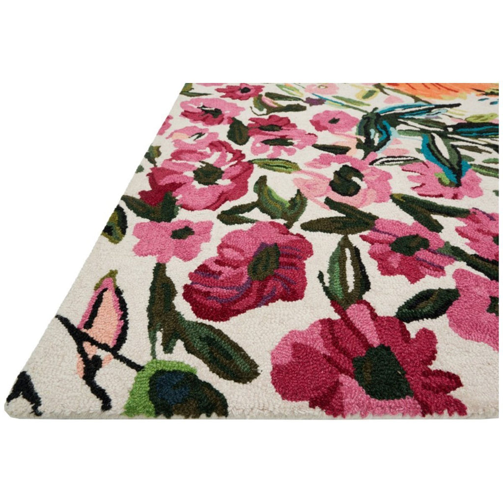 Loloi Wild Bloom WV-01 Hooked Rug