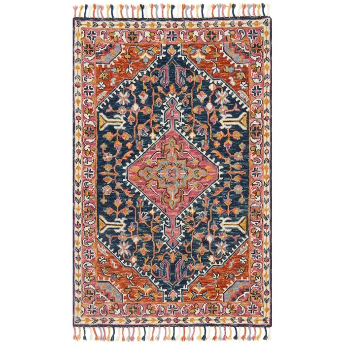 Loloi Zharah ZR-01 Hooked Rug