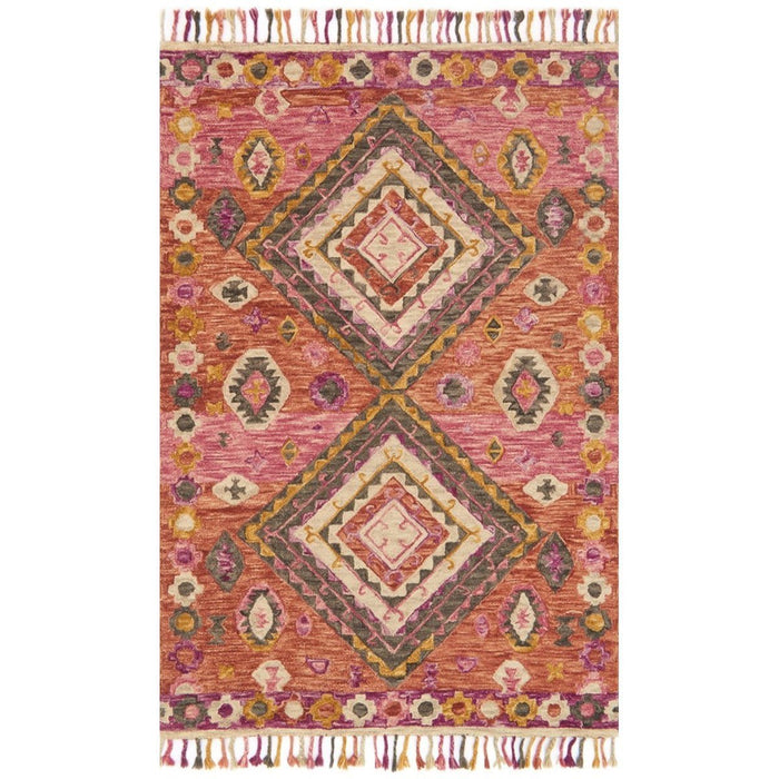 Loloi Zharah ZR-07 Hooked Rug