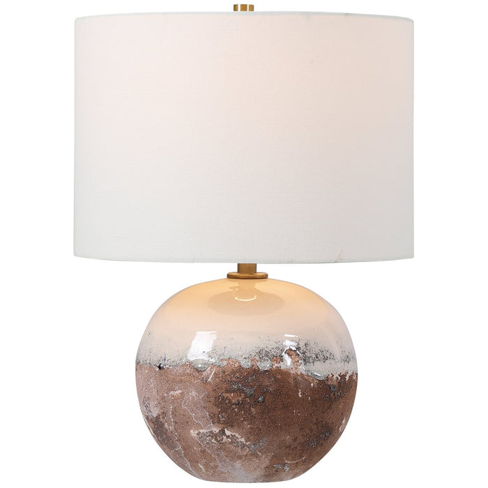 Uttermost Durango Terracotta Accent Lamp