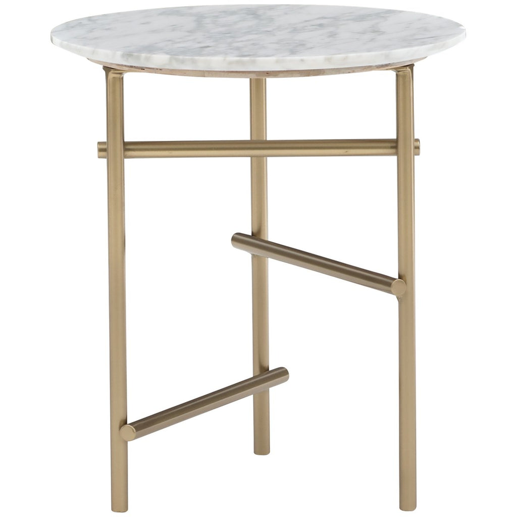 Caracole Modern Edge Concentric Accent Table