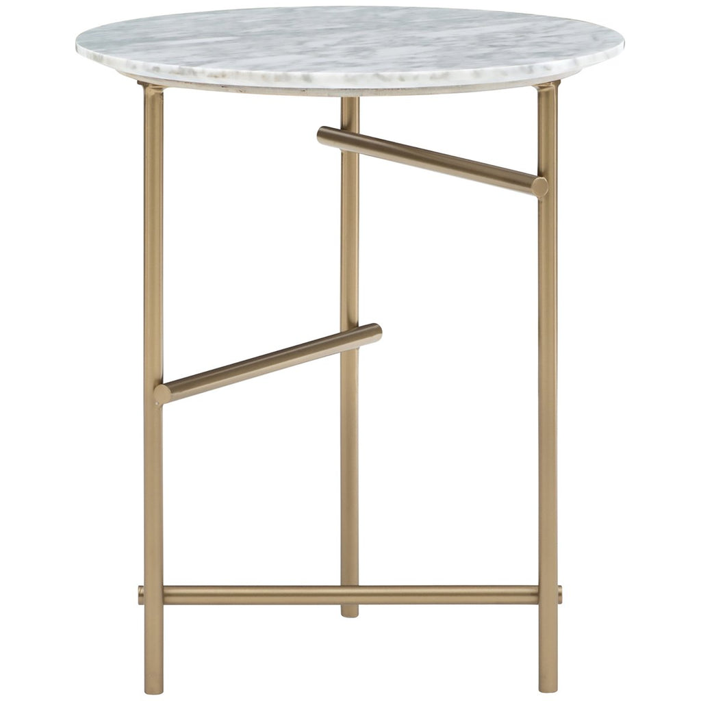 Caracole Modern Edge Concentric Side Table
