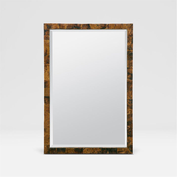 Made Goods Sidney Perfect Vanity Mirror in Shell