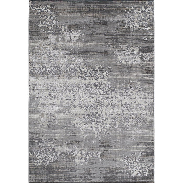 Momeni Turkish Machine Made JU-05 Grey Rug
