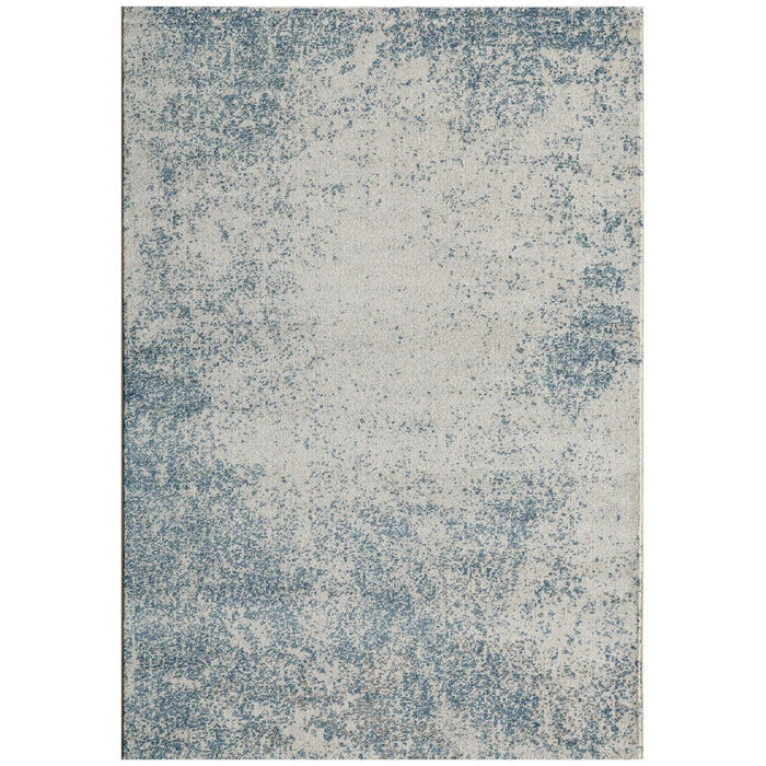 "Momeni Rug Loft Machine Made 9'-3"" X 12'-6"" Blue Rug"
