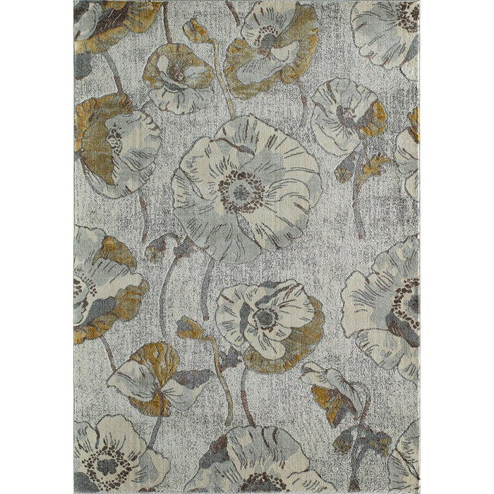 Momeni Turkish Machine Made LX-09 Grey Rug