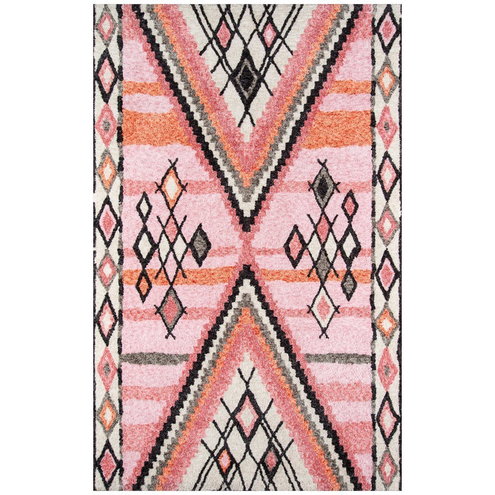 Momeni Margaux Chinese Machine Made MGX-02 Pink Rug