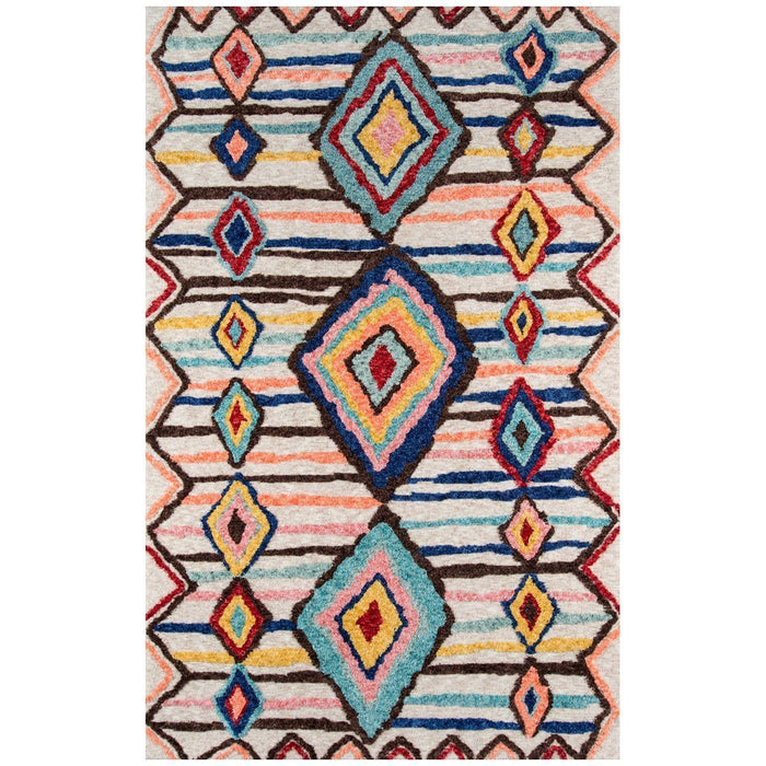 Momeni Margaux Chinese Machine Made MGX-05 Multi Rug