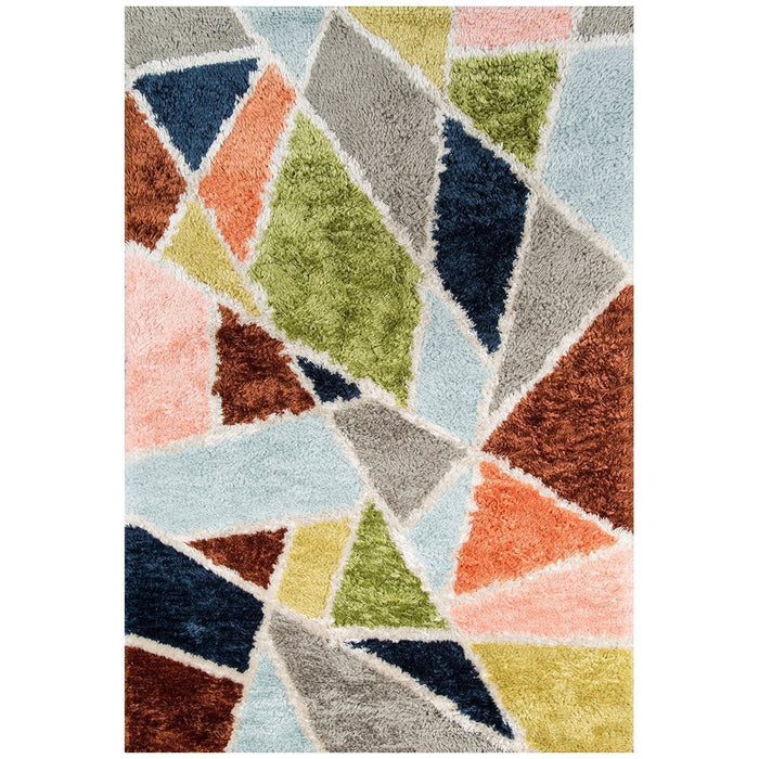 Momeni Retro Hand Tufted RET-1 Multi Rug