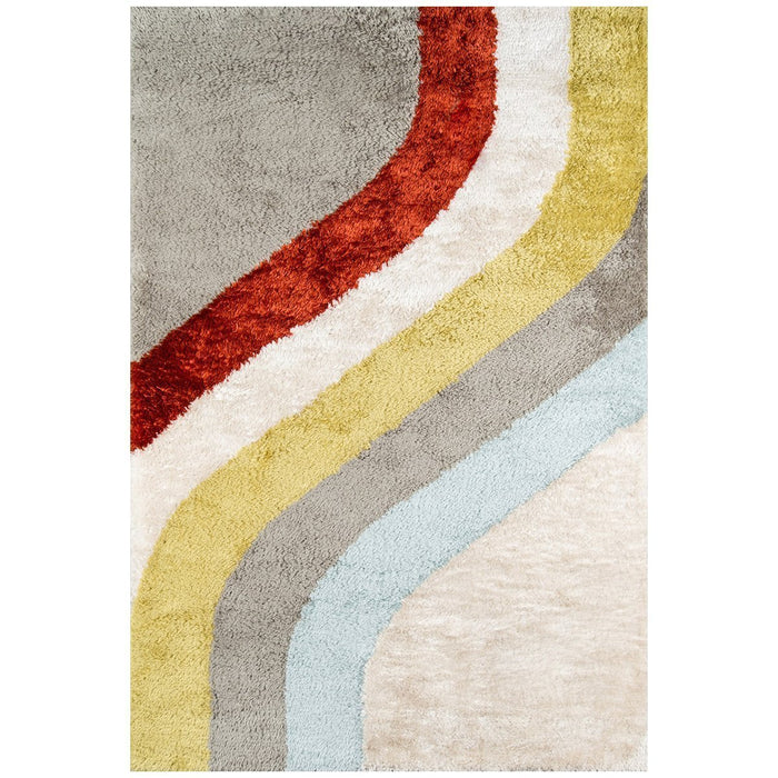 Momeni Retro Hand Tufted RET-6 Multi Rug
