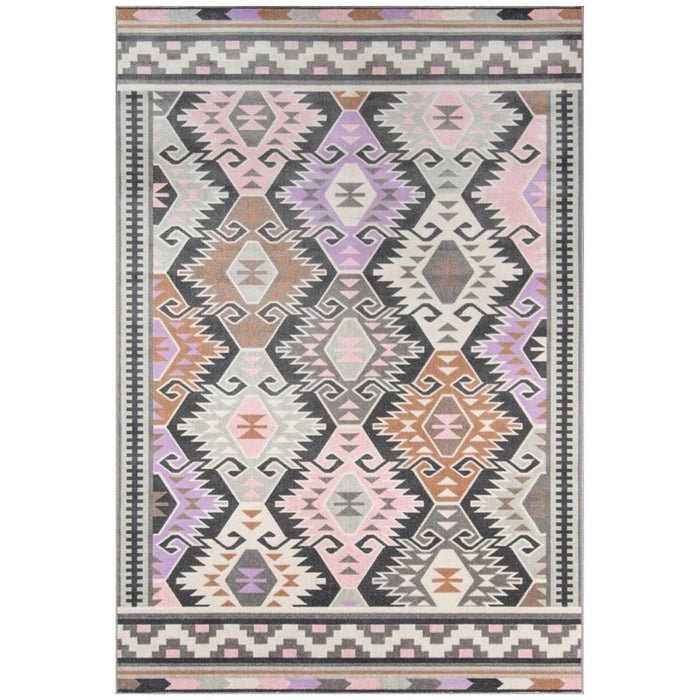 Momeni Terrace Turkish Machine Made TRC-2 Multi Rug