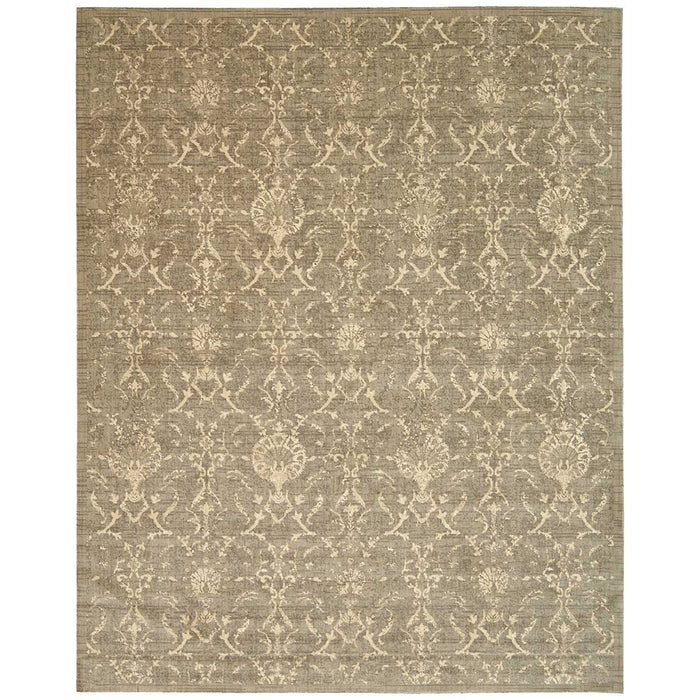 Nourison Silk Elements SKE03 Wool Rug
